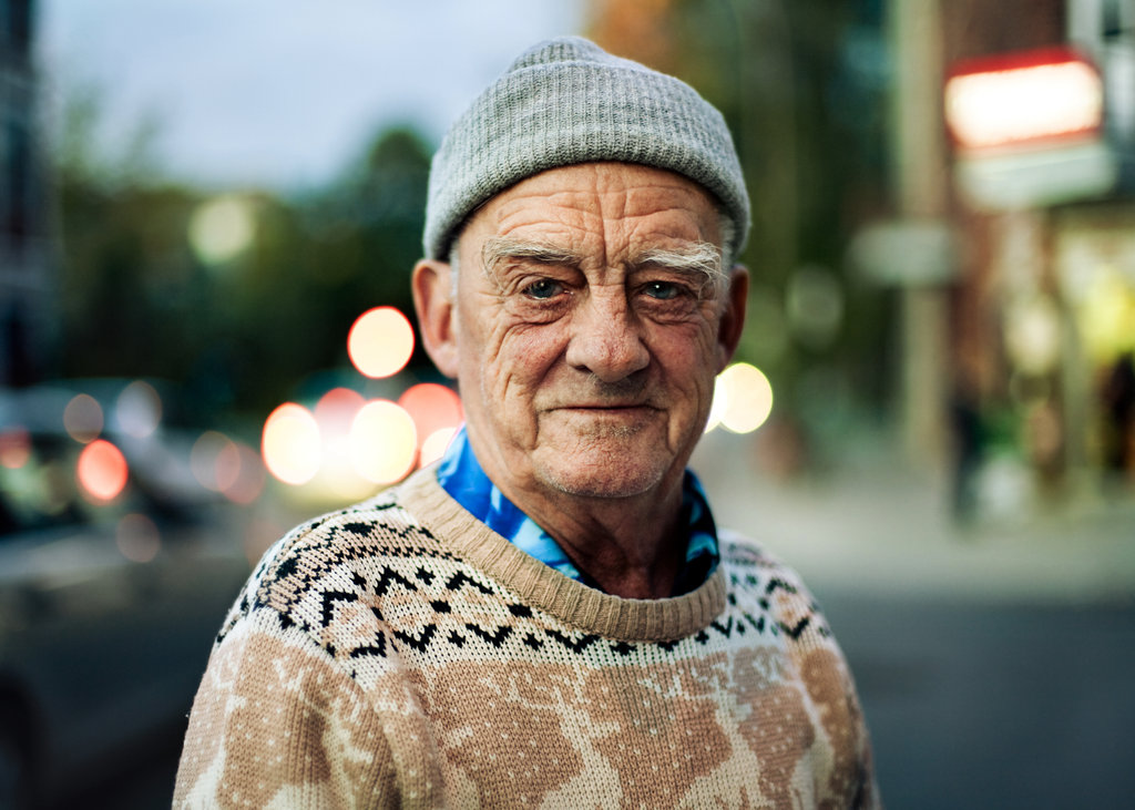 A_stranger__Andre_72_years_old_by_BenoitPaille