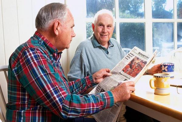 Yaşlılar Okuma